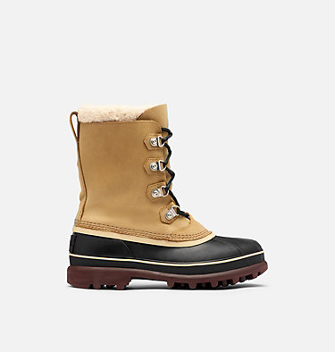Men's Caribou™ Stack Waterproof Boot CARIBOU™ STACK WP | 010 | 10, Buff, front