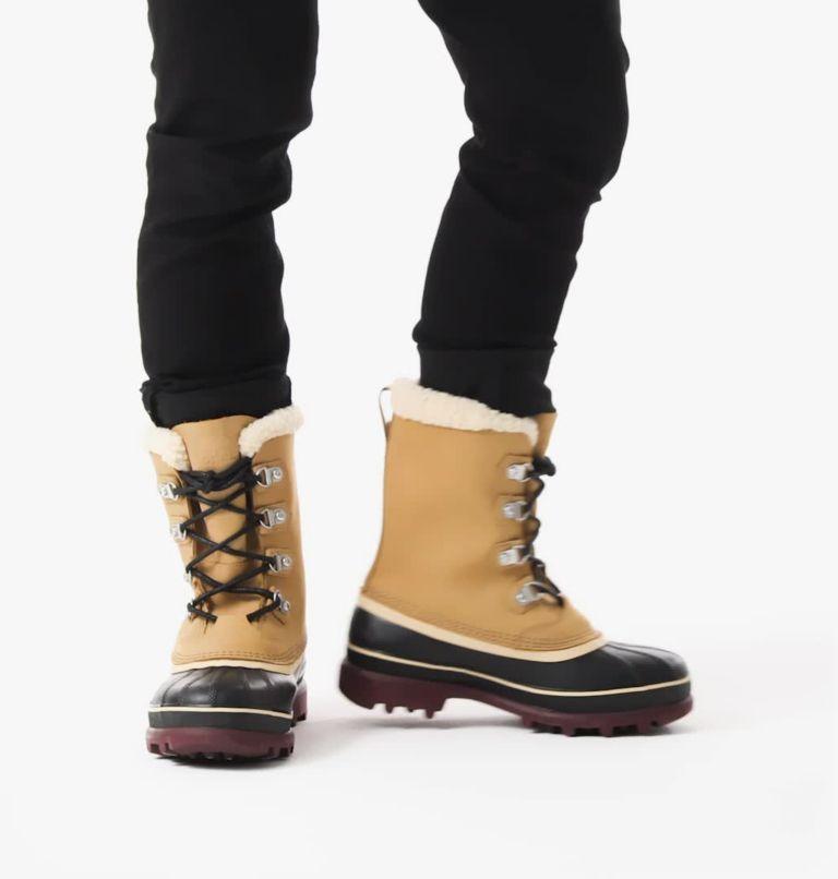 Men's Caribou™ Stack Waterproof Boot Men's Caribou™ Stack Waterproof Boot, video