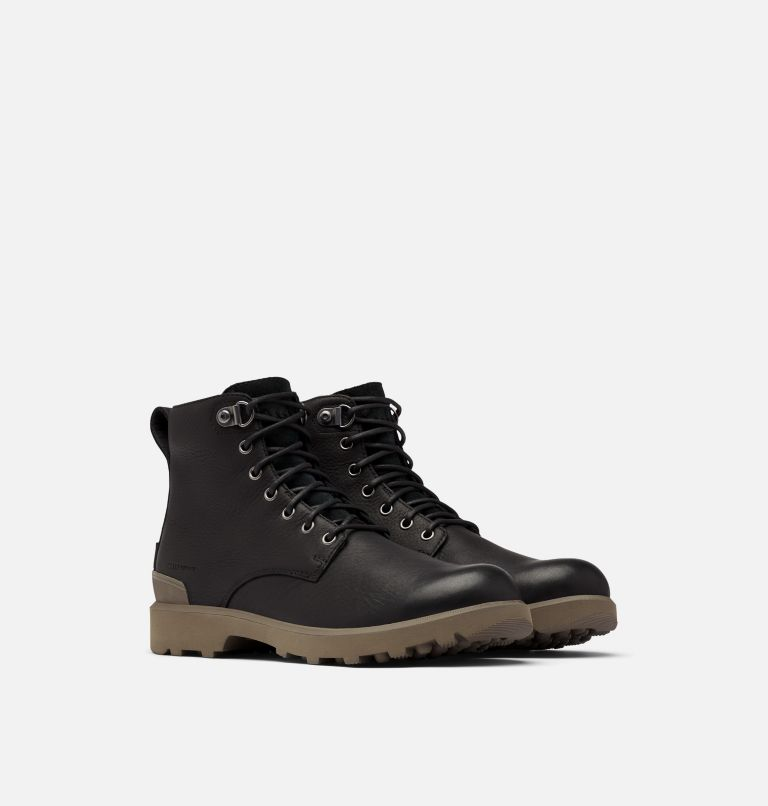 CARIBOU™ SIX WP | 010 | 14 Botte Caribou™ Six pour homme, Black, 3/4 front