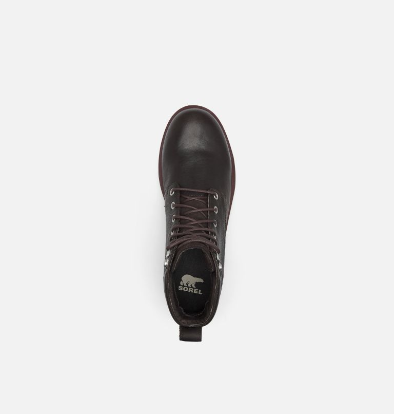 CARIBOU™ SIX WP | 205 | 13 Men's Caribou™ Six Boot, Blackened Brown, top