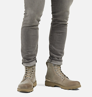 Men's Caribou™ Six Waterproof Boot CARIBOU™ SIX WP | 205 | 10, Khaki II, video
