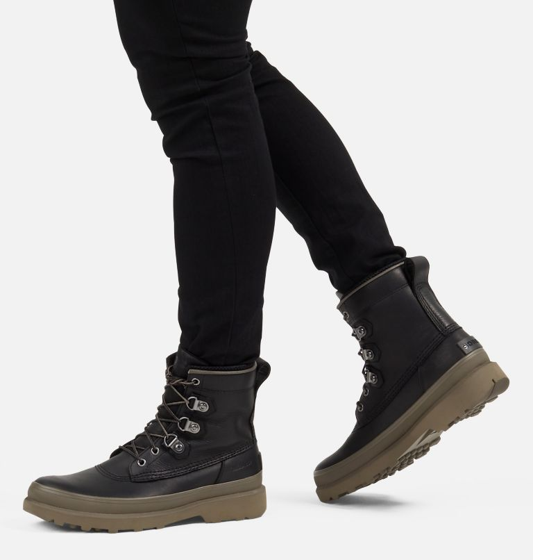 CARIBOU™ STREET WP | 010 | 12 Men's Caribou™ Street Boot, Black, a9