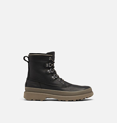 Men's Caribou™ Street Boot CARIBOU™ STREET WP | 010 | 10, Black, front