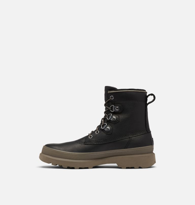 CARIBOU™ STREET WP | 010 | 11.5 Men's Caribou™ Street Boot, Black, medial