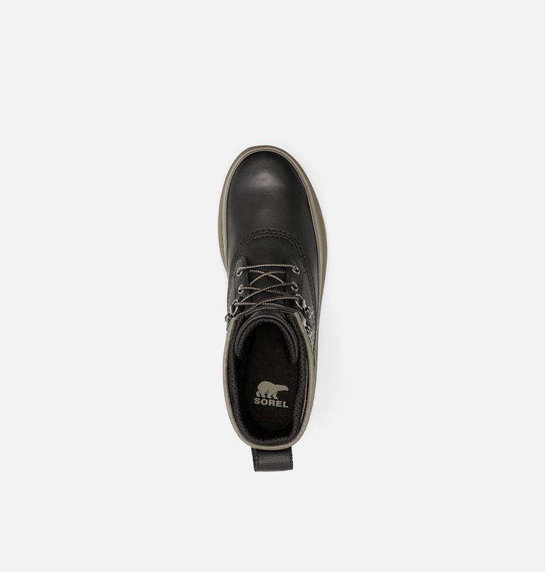 CARIBOU™ STREET WP | 010 | 11.5 Men's Caribou™ Street Boot, Black, top