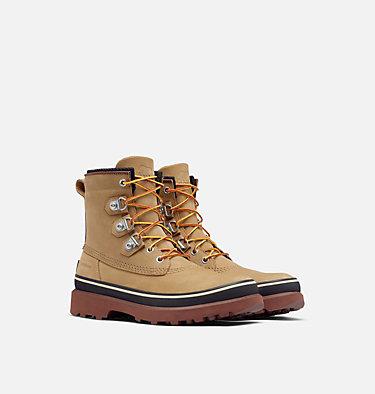 Men's Caribou™ Street Boot CARIBOU™ STREET WP | 010 | 10, Buff, 3/4 front