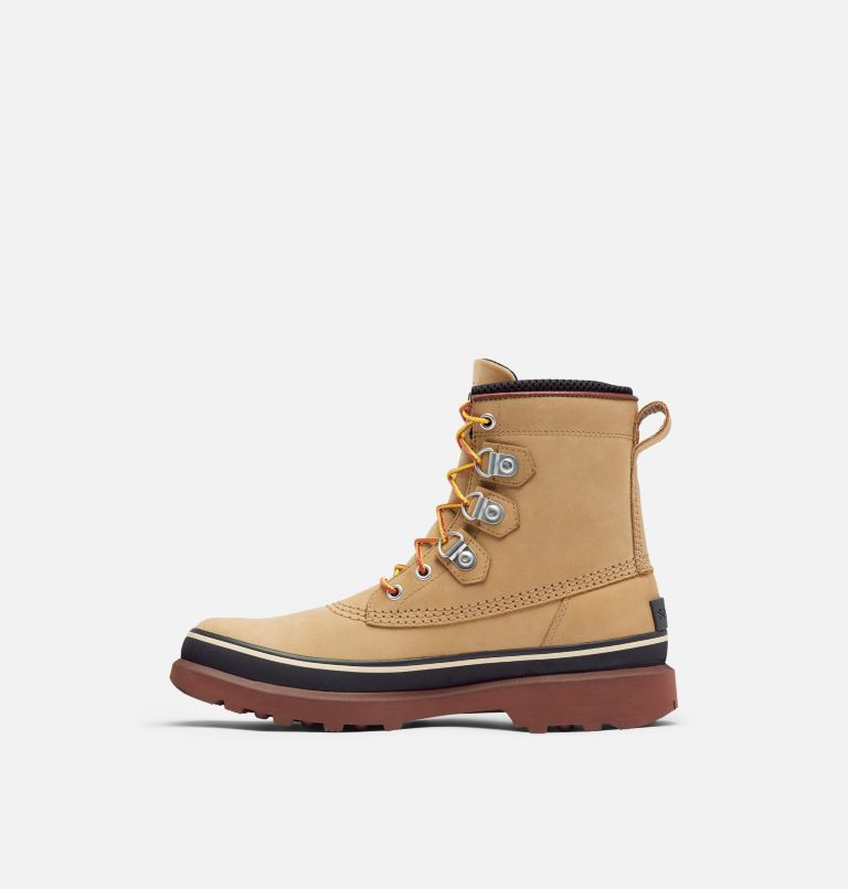 CARIBOU™ STREET WP | 281 | 7.5 Men's Caribou™ Street Boot, Buff, medial