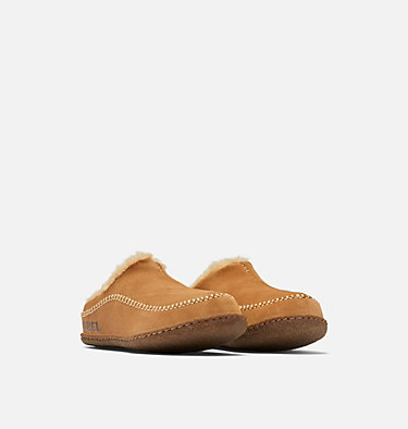 Men's Lanner Ridge Slipper LANNER RIDGE™ | 010 | 10, Camel Brown, 3/4 front