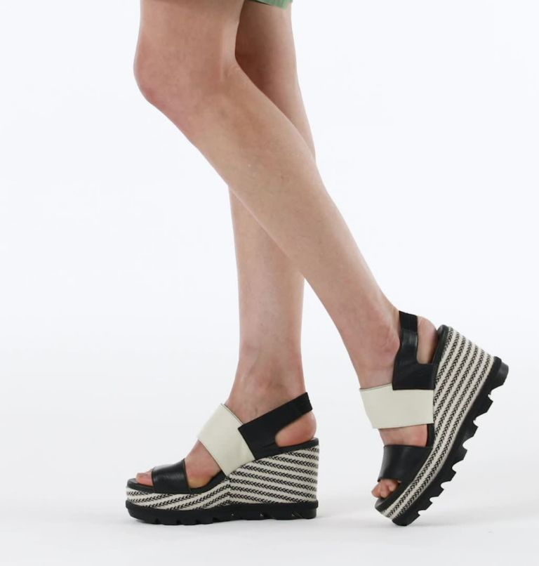 Womens Joanie™ II Hi Slingback Wedge Sandal Womens Joanie™ II Hi Slingback Wedge Sandal, video