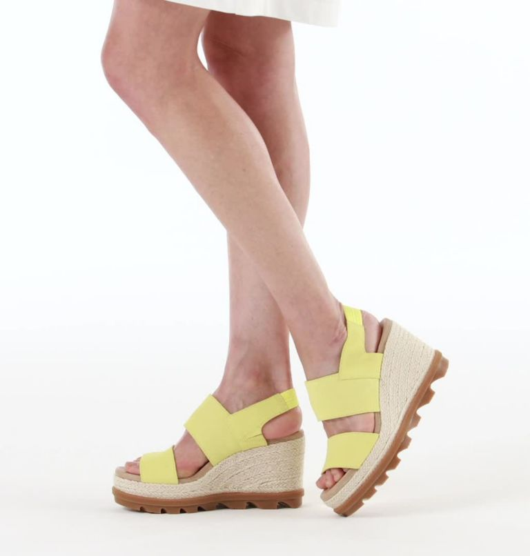 Womens Joanie™ II Hi Siingback Wedge Sandal Womens Joanie™ II Hi Siingback Wedge Sandal, video