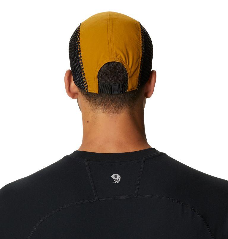 Traverse Lite™ Mesh Hat | 255 | O/S Traverse Lite™ Unisex Mesh Hat, Olive Gold, back