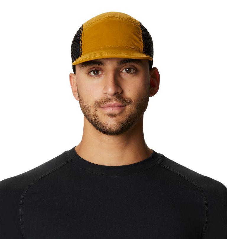 Traverse Lite™ Mesh Hat | 255 | O/S Traverse Lite™ Unisex Mesh Hat, Olive Gold, front
