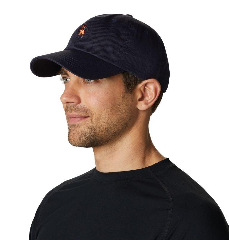 Absolute Zero™ Dad Hat | 406 | O/S Absolute Zero™ Unisex Hat, Dark Zinc, a3