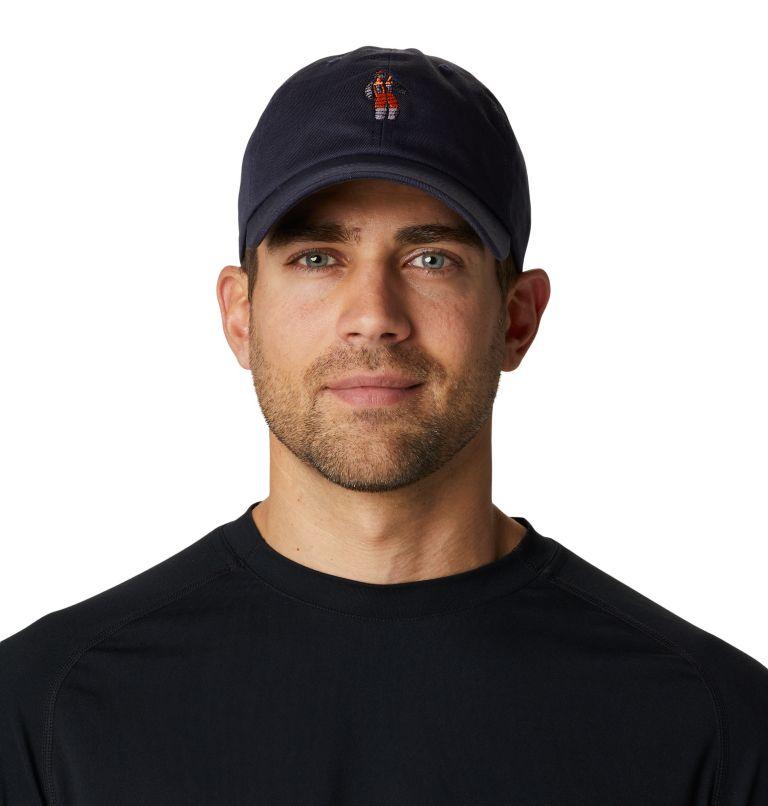 Absolute Zero™ Dad Hat | 406 | O/S Absolute Zero™ Unisex Hat, Dark Zinc, front