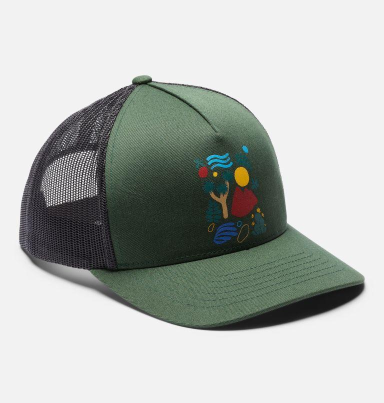 Desertscape™ Trucker Hat | 352 | O/S Women's Desertscape™ Trucker Hat, Black Spruce, a4