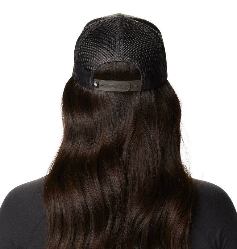Desertscape™ Trucker Hat | 352 | O/S Women's Desertscape™ Trucker Hat, Black Spruce, back