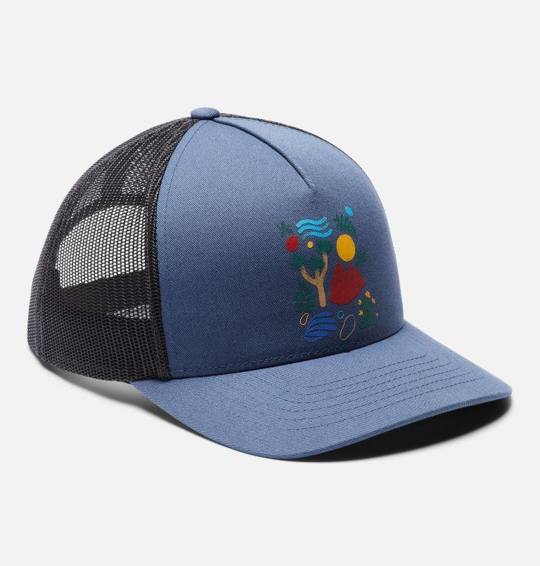 Desertscape™ Trucker Hat | 445 | O/S Women's Desertscape™ Trucker Hat, Northern Blue, a4