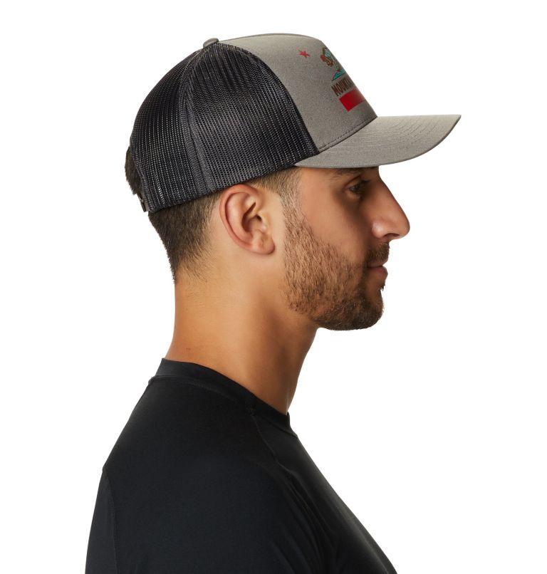 Hardwear Bear Flag™ Trucker Hat | 073 | O/S Hardwear Bear Flag™ Trucker Hat, Manta Grey, a2