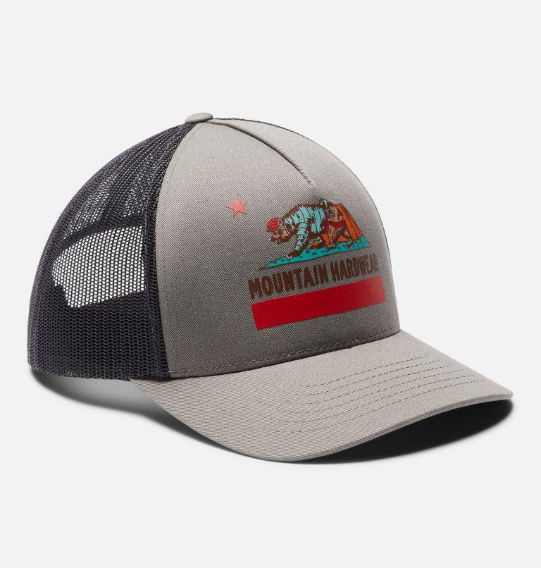 Hardwear Bear Flag™ Trucker Hat | 073 | O/S Hardwear Bear Flag™ Trucker Hat, Manta Grey, a4
