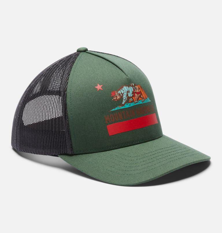 Hardwear Bear Flag™ Trucker Hat   352   O/S Hardwear Bear Flag™ Trucker Hat, Black Spruce, a4