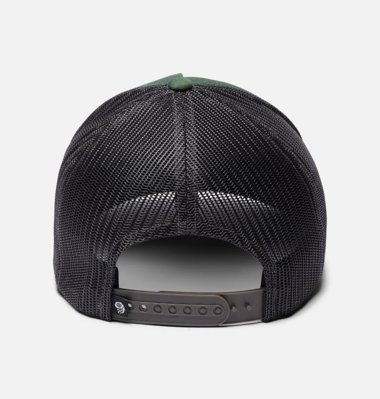 Hardwear Bear Flag™ Trucker Hat | 352 | O/S Hardwear Bear Flag™ Trucker Hat, Black Spruce, a5