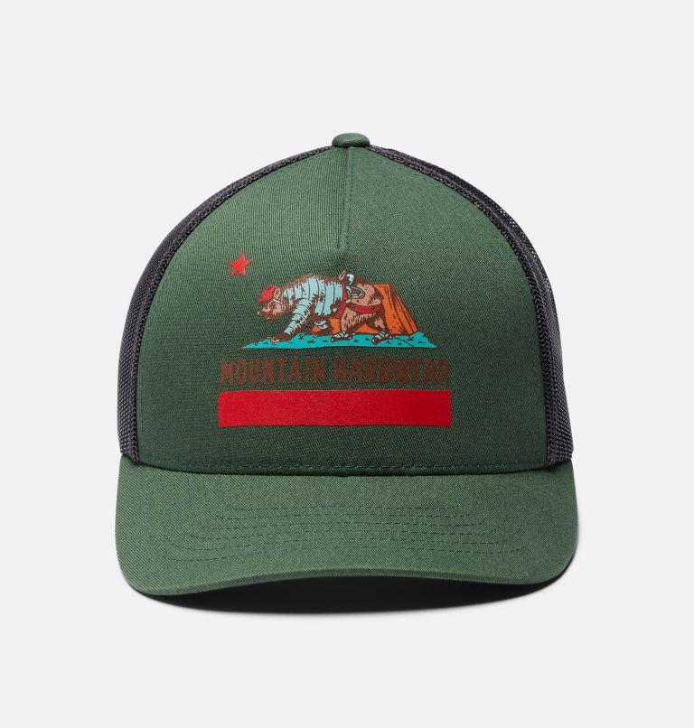 Hardwear Bear Flag™ Trucker Hat   352   O/S Hardwear Bear Flag™ Trucker Hat, Black Spruce, a6