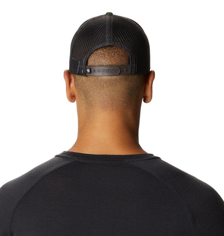 Hardwear Bear Flag™ Trucker Hat   352   O/S Hardwear Bear Flag™ Trucker Hat, Black Spruce, back