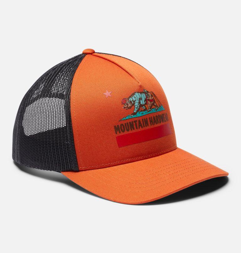 Hardwear Bear Flag™ Trucker Hat   840   O/S Hardwear Bear Flag™ Trucker Hat, Dark Clay, a4
