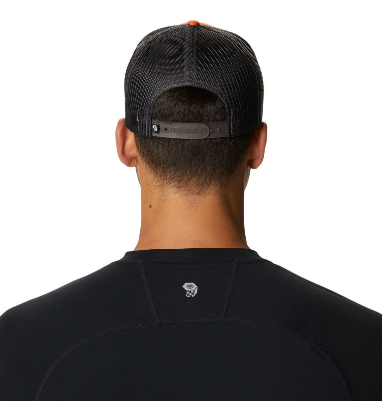 Hardwear Bear Flag™ Trucker Hat | 840 | O/S Hardwear Bear Flag™ Trucker Hat, Dark Clay, back