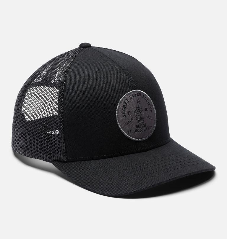 Secret Stash Pt.3™ Trucker Hat   004   O/S Secret Stash Pt.3™ Unisex Trucker Hat, Dark Storm, a4