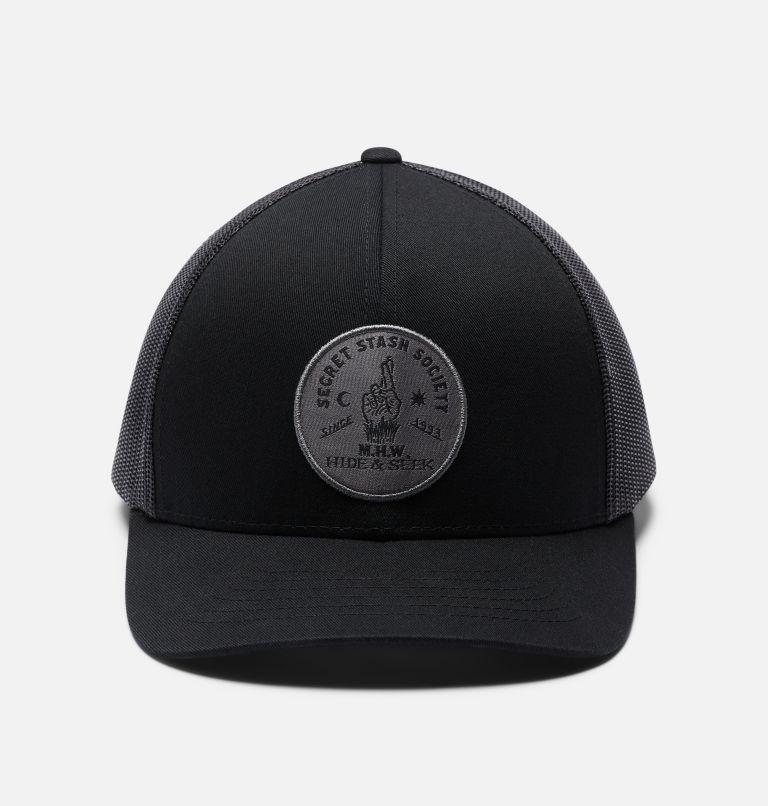 Secret Stash Pt.3™ Trucker Hat   004   O/S Secret Stash Pt.3™ Unisex Trucker Hat, Dark Storm, a6
