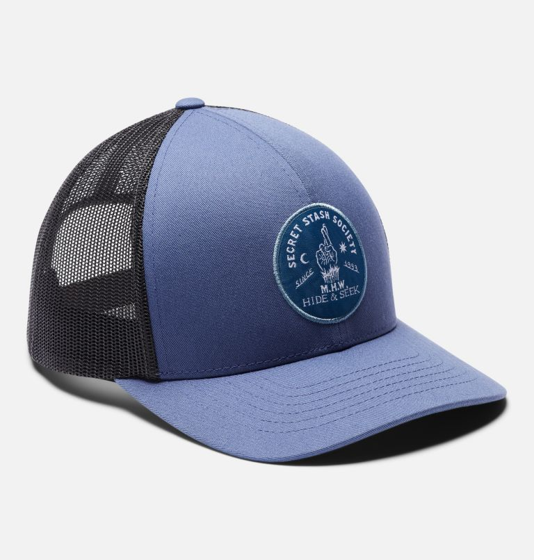 Secret Stash Pt.3™ Trucker Hat   445   O/S Secret Stash Pt.3™ Unisex Trucker Hat, Northern Blue, a4