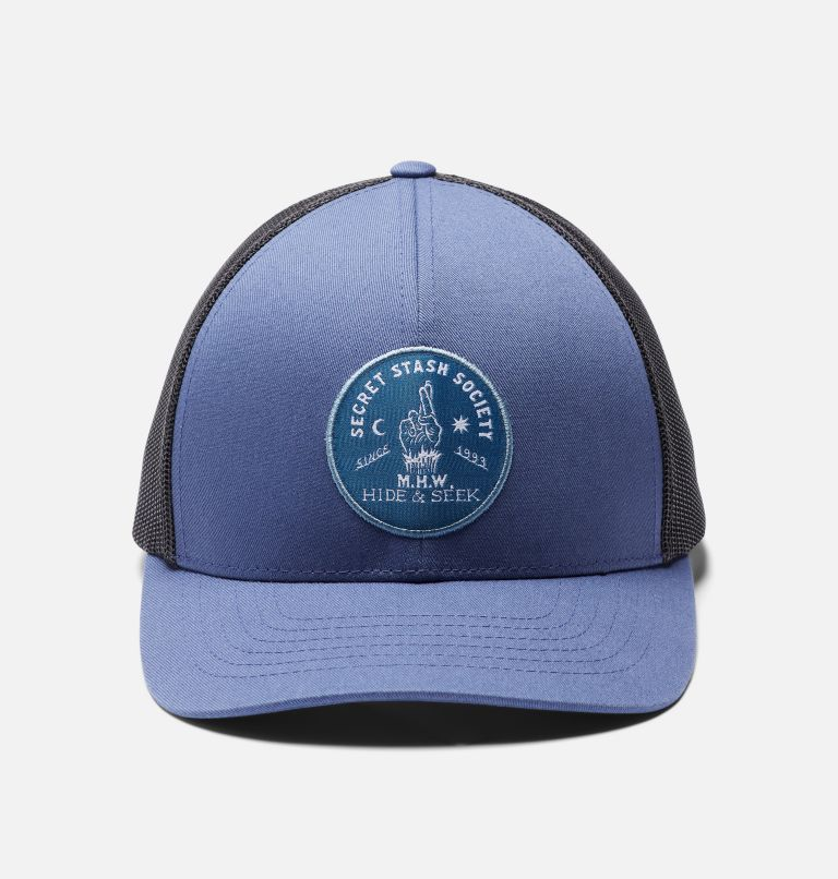 Secret Stash Pt.3™ Trucker Hat   445   O/S Secret Stash Pt.3™ Unisex Trucker Hat, Northern Blue, a6