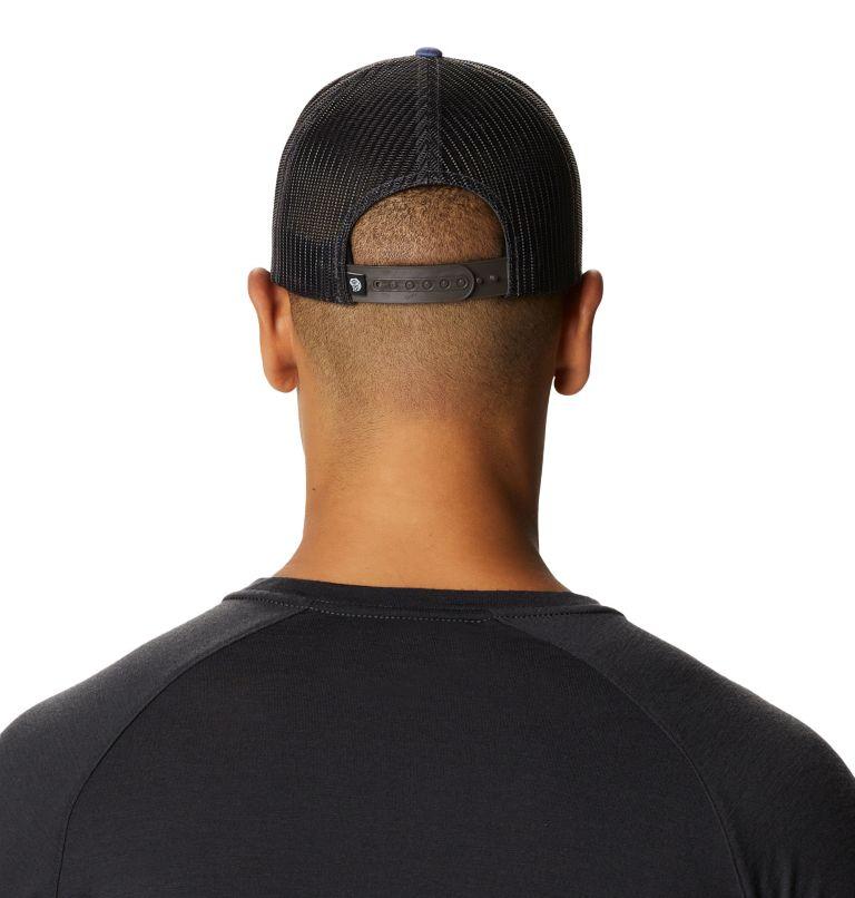 Secret Stash Pt.3™ Trucker Hat   445   O/S Secret Stash Pt.3™ Unisex Trucker Hat, Northern Blue, back