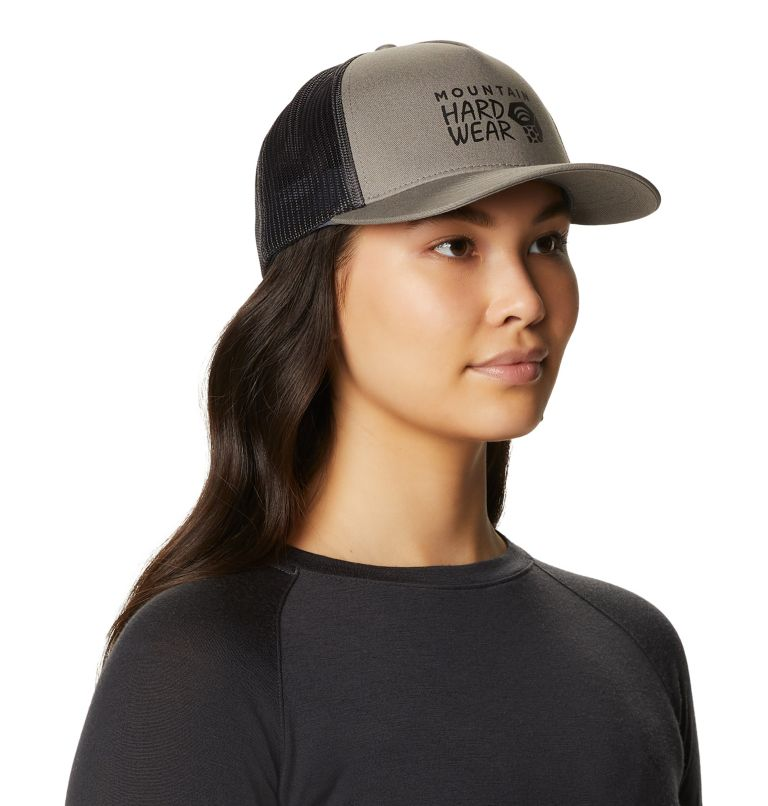 MHW Logo™ Trucker Hat   073   O/S Women's MHW Logo™ Trucker Hat, Manta Grey, a1
