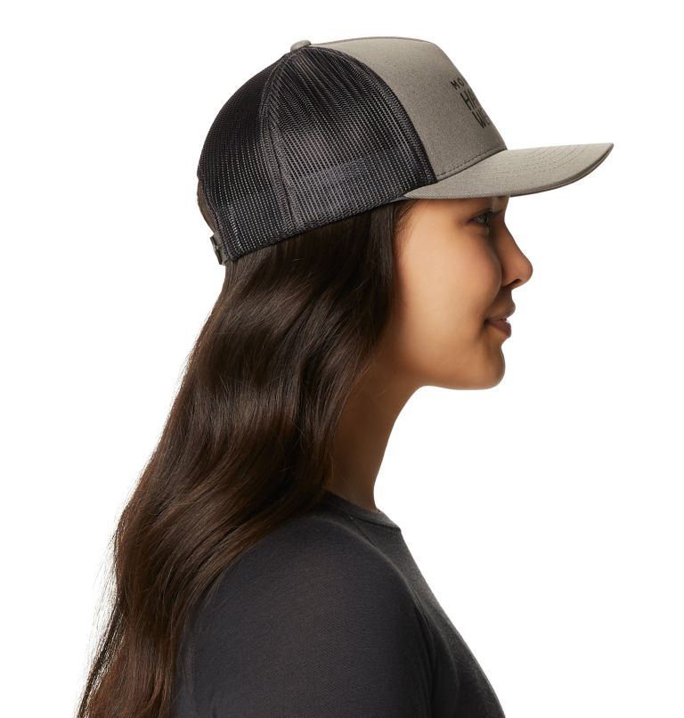 MHW Logo™ Trucker Hat   073   O/S Women's MHW Logo™ Trucker Hat, Manta Grey, a2