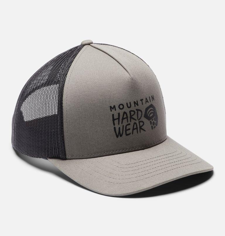 MHW Logo™ Trucker Hat | 073 | O/S Women's MHW Logo™ Trucker Hat, Manta Grey, a4