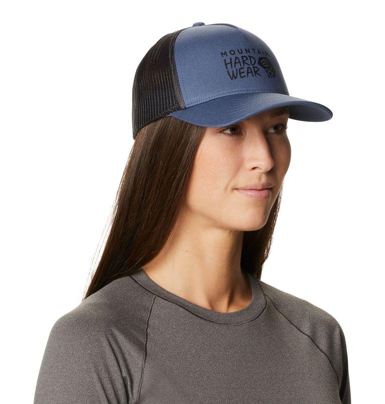 MHW Logo™ Trucker Hat | 445 | O/S Women's MHW Logo™ Trucker Hat, Northern Blue, a1