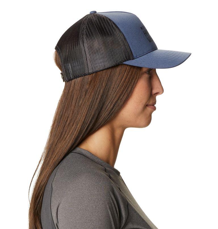 MHW Logo™ Trucker Hat | 445 | O/S Women's MHW Logo™ Trucker Hat, Northern Blue, a2