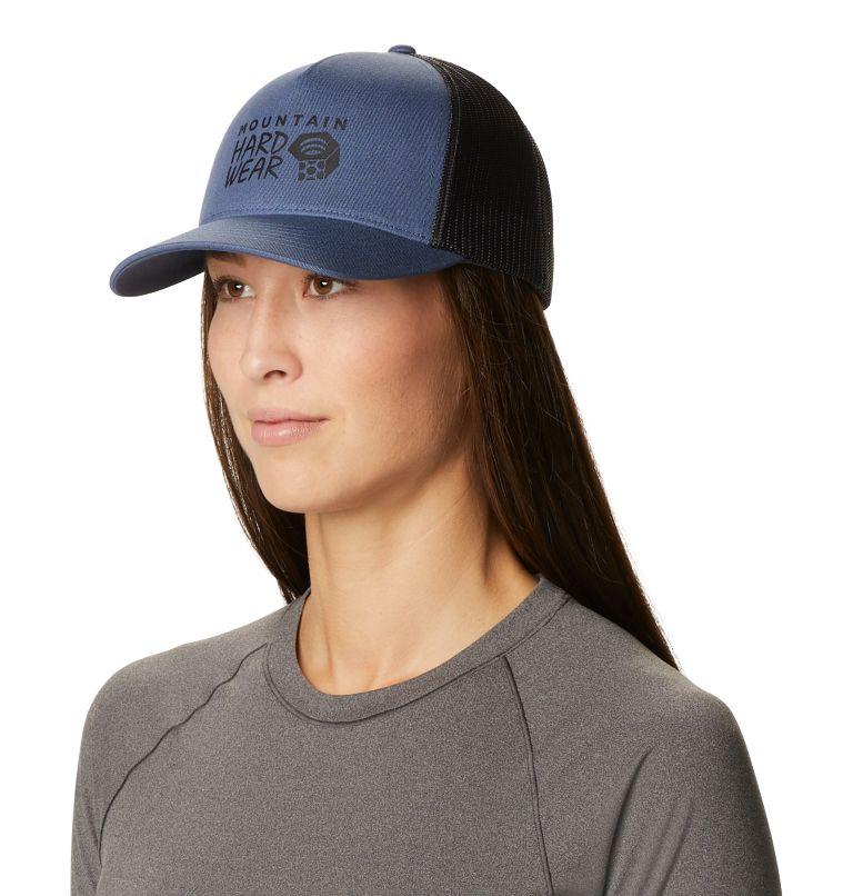 MHW Logo™ Trucker Hat | 445 | O/S Women's MHW Logo™ Trucker Hat, Northern Blue, a3