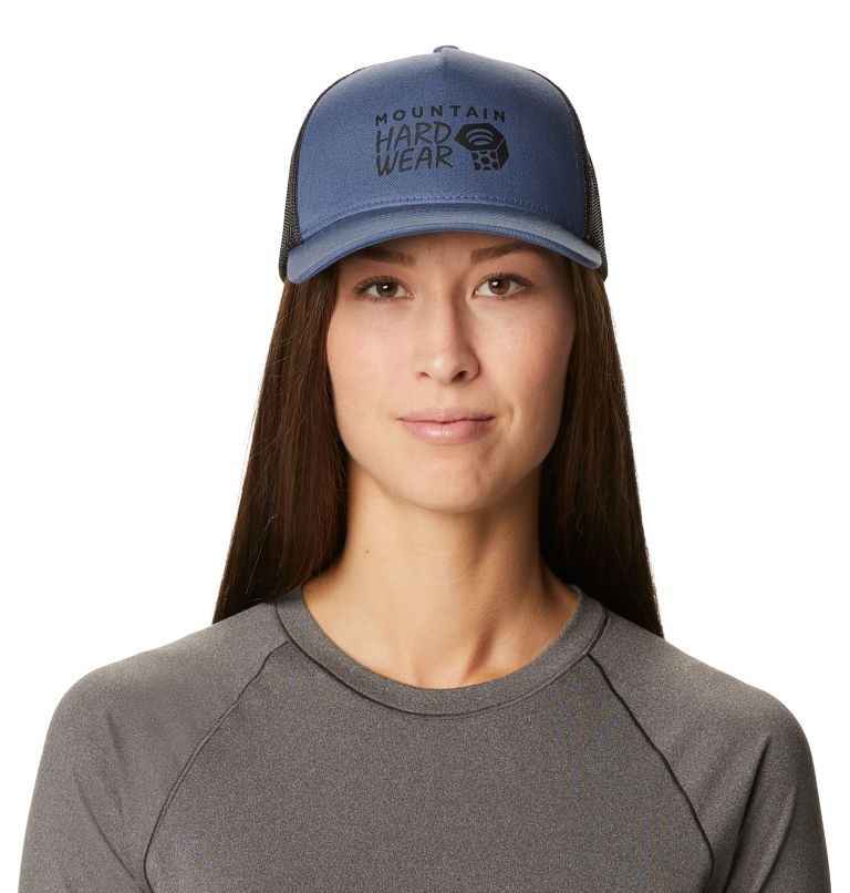 MHW Logo™ Trucker Hat   445   O/S Women's MHW Logo™ Trucker Hat, Northern Blue, front
