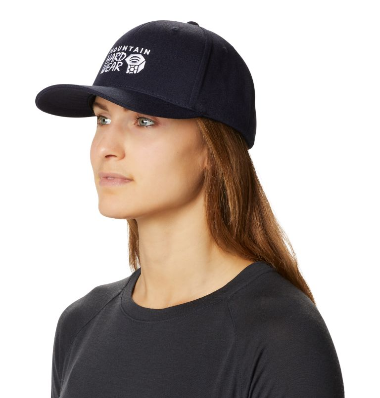 MHW Logo™ 6-Panel Hat | 004 | O/S MHW Logo™ 6 Panel Hat Unisex, Dark Storm, a3