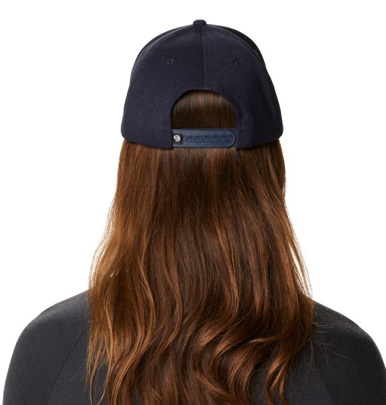 MHW Logo™ 6-Panel Hat | 004 | O/S MHW Logo™ 6 Panel Hat Unisex, Dark Storm, back
