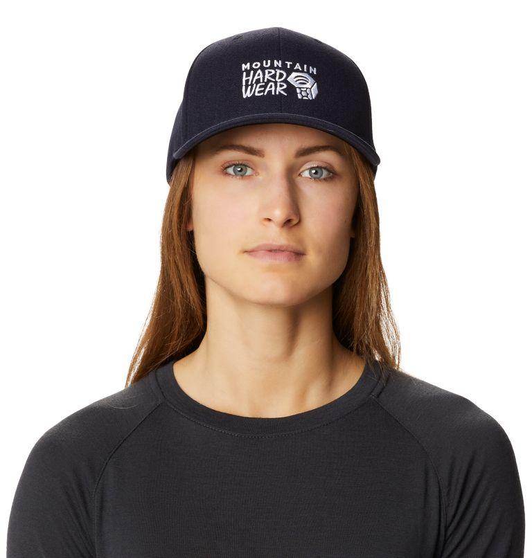MHW Logo™ 6-Panel Hat | 004 | O/S MHW Logo™ Unisex 6-Panel Hat, Dark Storm, front