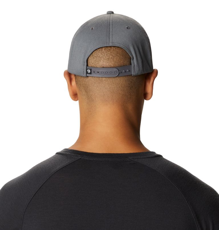 MHW Logo™ 6-Panel Hat | 073 | O/S MHW Logo™ 6 Panel Hat Unisex, Manta Grey, back