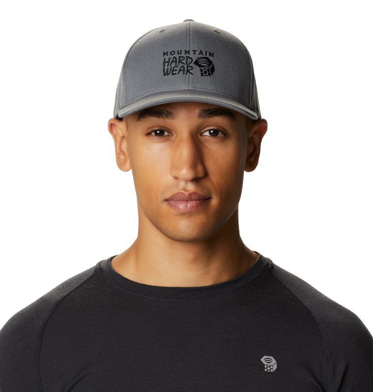 MHW Logo™ 6-Panel Hat | 073 | O/S MHW Logo™ Unisex 6-Panel Hat, Manta Grey, front