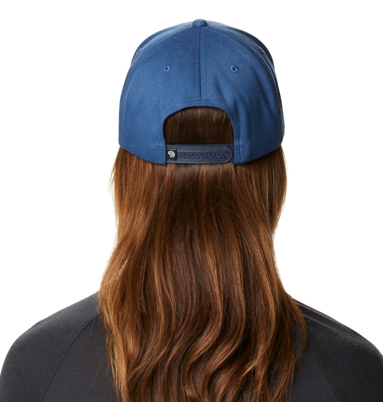 MHW Logo™ 6-Panel Hat | 402 | O/S MHW Logo™ Unisex 6-Panel Hat, Blue Horizon, back