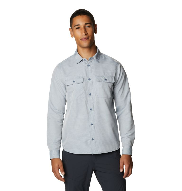 Men's Mod Canyon™ Long Sleeve Shirt Men's Mod Canyon™ Long Sleeve Shirt, front