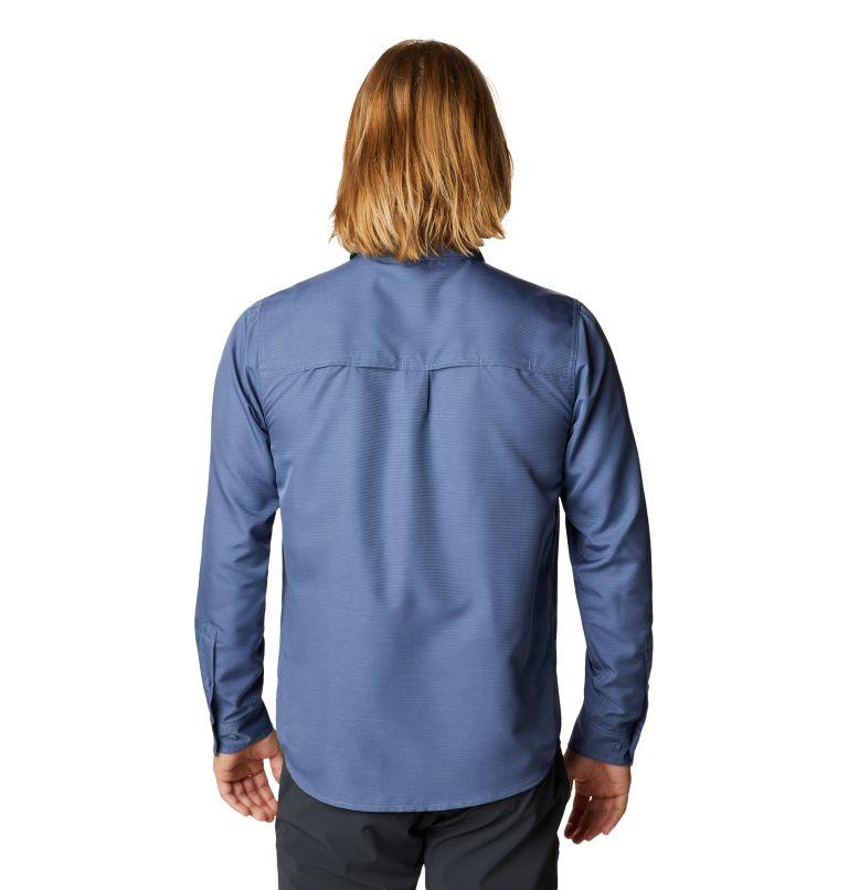 Mod Canyon™ Long Sleeve Shirt | 445 | S Men's Mod Canyon™ Long Sleeve Shirt, Northern Blue, back