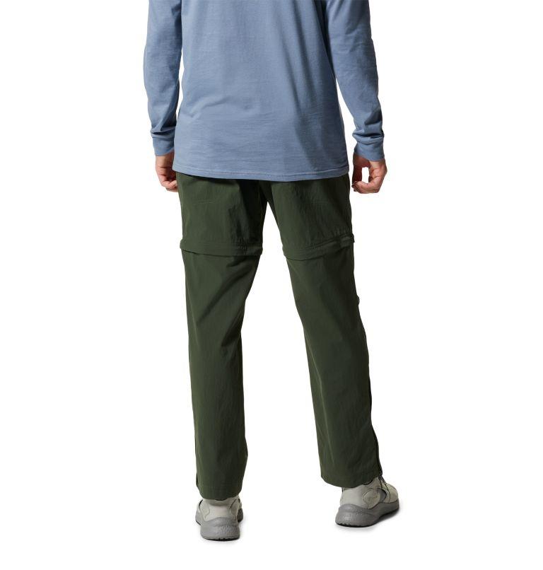 Stryder™ Convertible Pant | 347 | 36 Men's Stryder™ Convertible Pant, Surplus Green, back